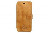 Nic & Mel Slim stan bookcase iphone 6 Cognac