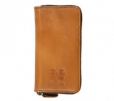 Nic & Mel Gregory Bookcase iPhone 6 Cognac