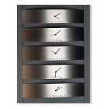 Jacob Jensen World Time Clock