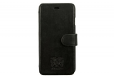 Nic & Mel Slim stan bookcase iphone 6 Black