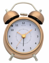 NeXtime Wake-up Copper Small