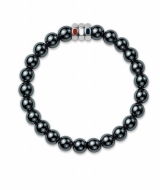 Tommy Hilfiger Casual Beaded Bracelet Hematite 2700883