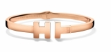 Tommy Hilfiger Signature Open Bangle 2700855