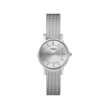 Timex Woman Steel Ø26mm, Silver dial, Meshband